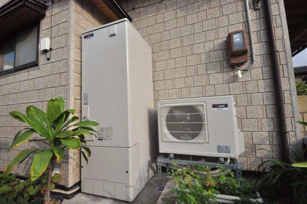 石川県小松市Y様邸 給湯器・お風呂リフォーム工事のイメージ