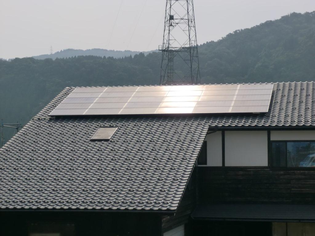 パナソニック 太陽光発電のイメージ