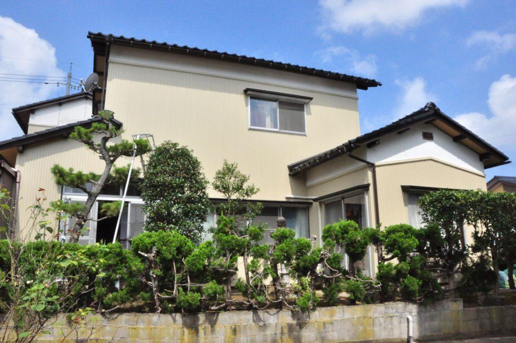 小松市 M様外壁リフォーム工事のイメージ