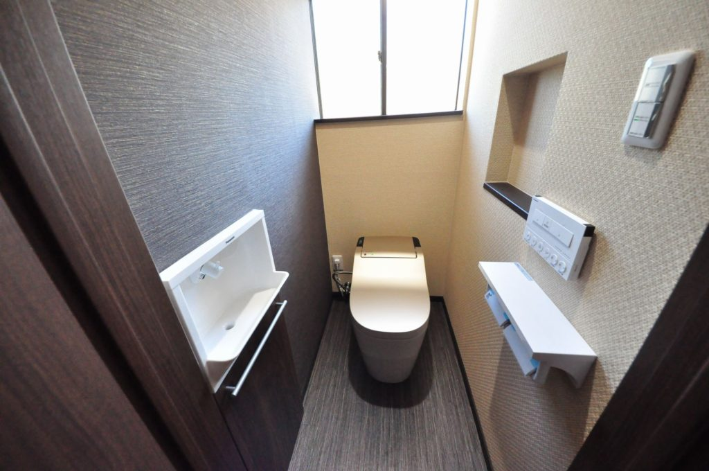 加賀市M様邸 トイレリフォーム工事のイメージ
